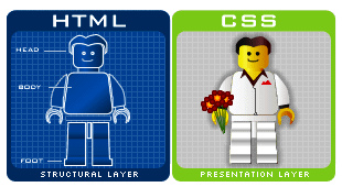 CSS vs HTML
