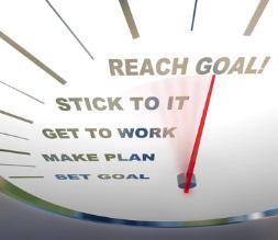 clear goal setting